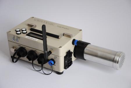 Hattusas SrL - rilevatore radon attivo - monitoraggio radon