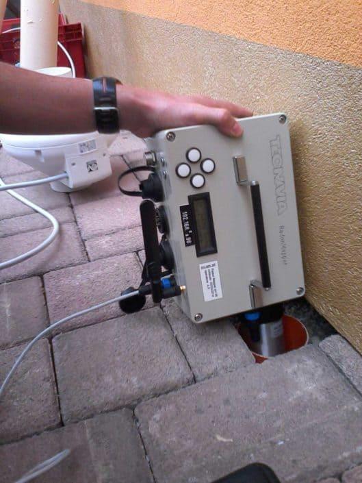 Hattusas SRL - radon - gas radon - misurazione radon - interventi radon - bonifica radon