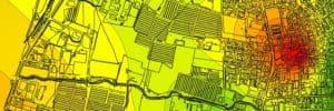 Hattusas - mappatura rischio radon - rilevamento rischio nel territorio - copertina