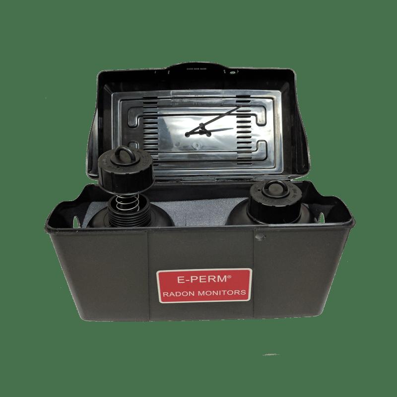 Dosimetri radon - rilevatori passivi - dosimetri E-perm