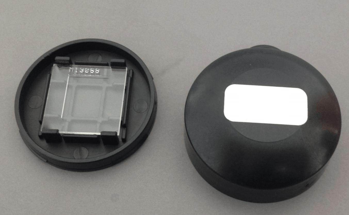 Dosimetri radon - rilevatori passivi - dosimetri cr39